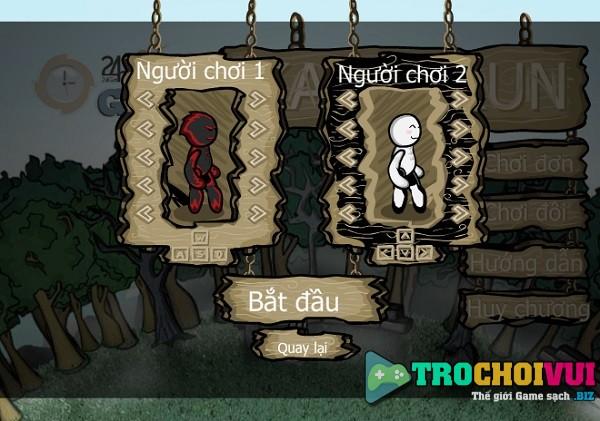 game Chay dua 2 nguoi kawairun