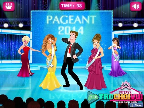 game Choc pha cuoc thi hoa hau naughty pageant