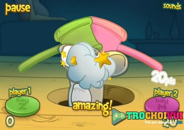game Dap chuot 2 nguoi online offline tren 24h y8