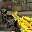 Đột kích: Tay súng vàng