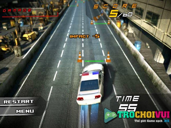 game Dua xe ban sung 3D game vui 24h y8