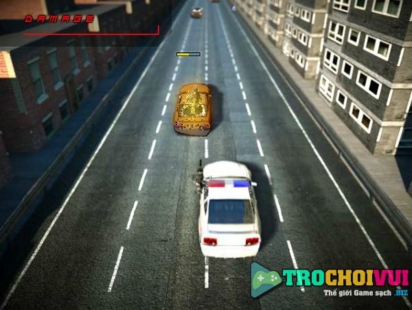 game Dua xe ban sung 3D mien phi