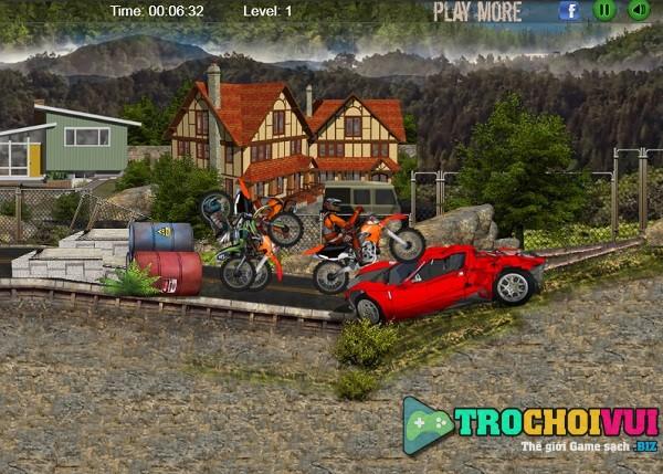game Dua xe dia hinh leo nui online offline cho pc