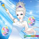 Kim cương nữ hoàng băng giá