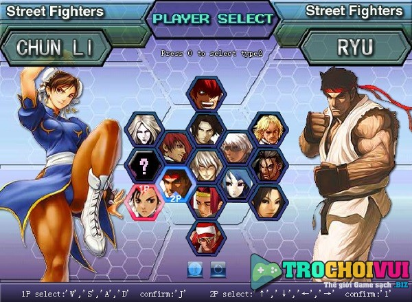 game King of fighters wing quyen vuong vo song 1.91