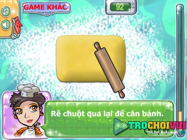 game Lam banh pizza hai san kieu uc nhat ban han quoc