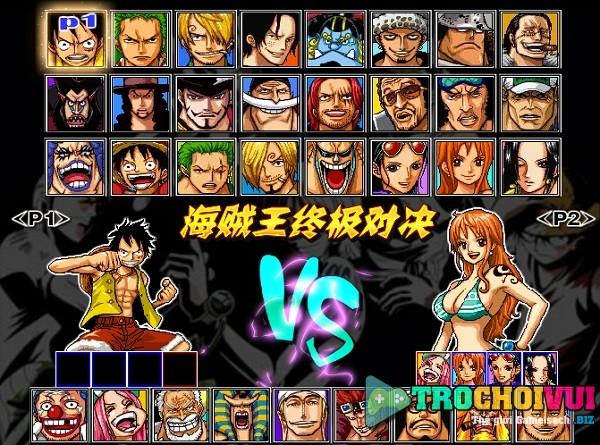 game One Piece dai chien 1.6 vui game 24h y8
