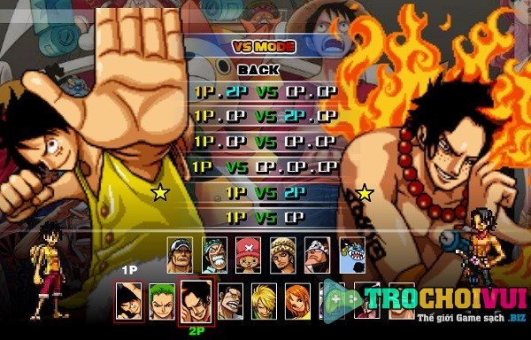 game One Piece Hot Fight 0.8 hinh anh 1