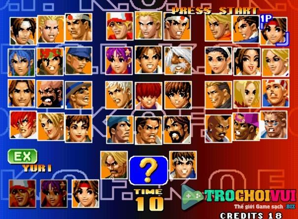 game Quyen vuong 98 online offline cho pc