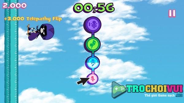game Raven truot van hinh anh 3