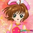 Thủ lĩnh thẻ bài Sakura