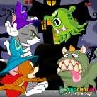 Tom và Jerry phiêu lưu halloween