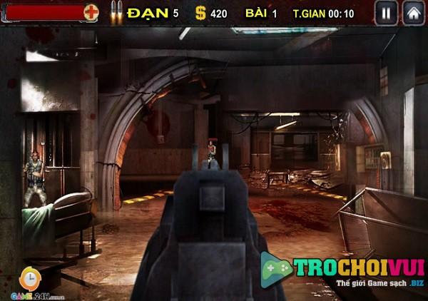 game Truy kich 2.0 that dang so