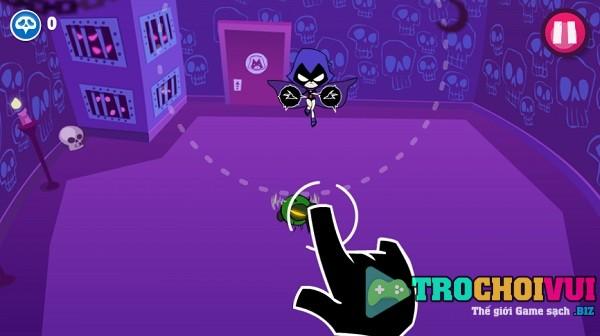 game Ac mong cua Raven nightmare