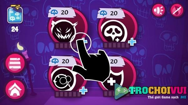 game Ac mong cua Raven online cartoon network