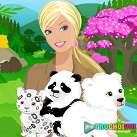 Bác sĩ thú y Barbie