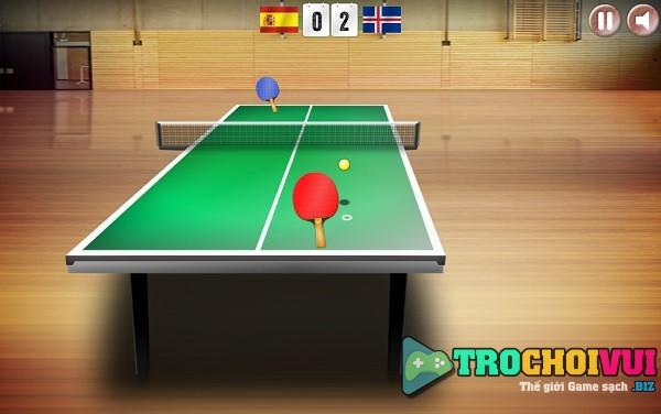 Game bong ban 3D cho android iphone may tinh pc
