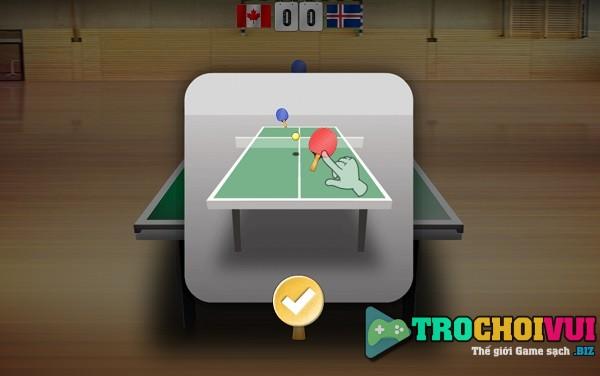 game Bong ban 3D online offline