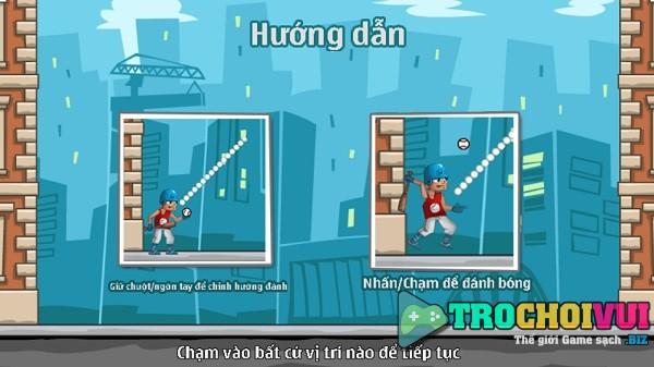 game Bong chay bao thu hinh anh 1