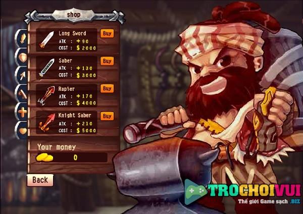 game Chien tich dung si online