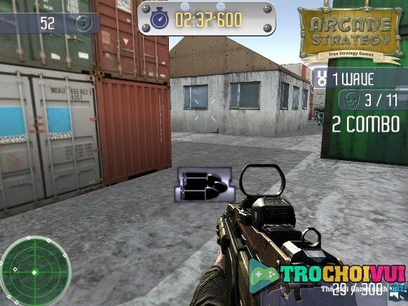 game Dac nhiem My chong khung bo
