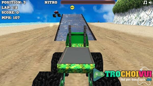 game Dua xe tai hang nang 3D mien phi hay nhat