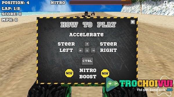 game Dua xe tai hang nang 3D online offline cho pc