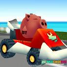 Đua xe thú 3D