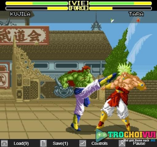 game Goku battle super saiyan online offline