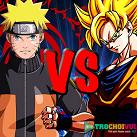Naruto đại chiến Goku