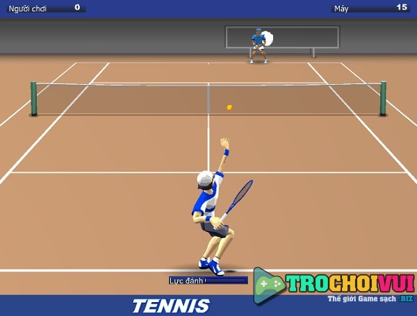 game Tennis 3D online offline cho pc