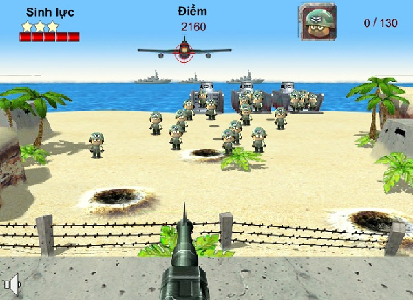 game Bao ve bo bien cho may tinh pc