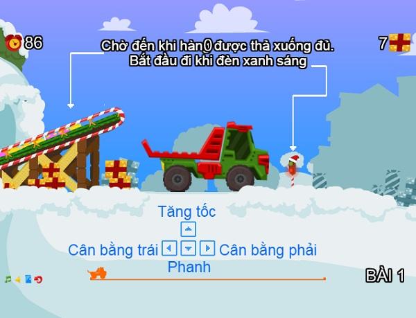 game Cho qua giang sinh hinh anh 1