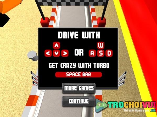 game Dua xe mini 3D online offline cho pc