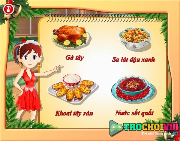 game Nau an giang sinh mien phi