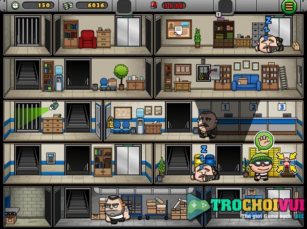 game Sieu trom 5 online mien phi hay nhat