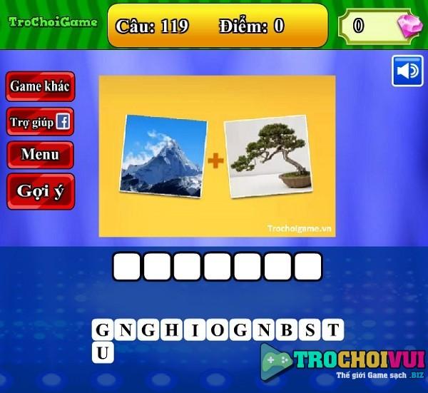 game 2 hinh 1 chu online