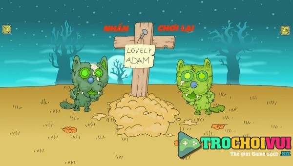 Game Adam and eve zombies