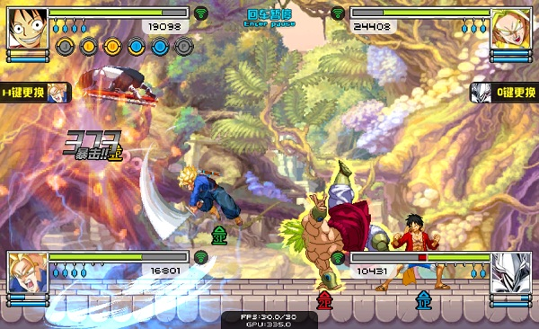 game Anime battle 3.4 mien phi moi nhat
