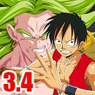Anime battle 3.4