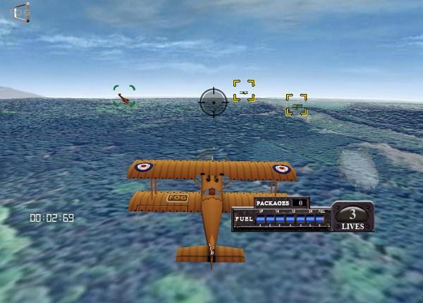 game Ban may bay 3D cho may tinh pc