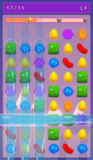 game Candy crush 2 online offline