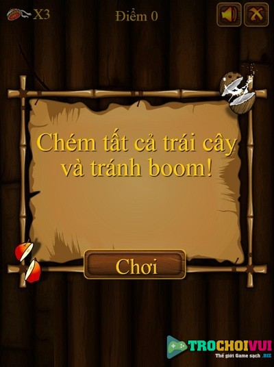 game Chem hoa qua katana phien ban moi cho android iphone ios java may tinh pc