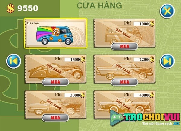 game Sieu xe hang sang 3 hinh anh 3