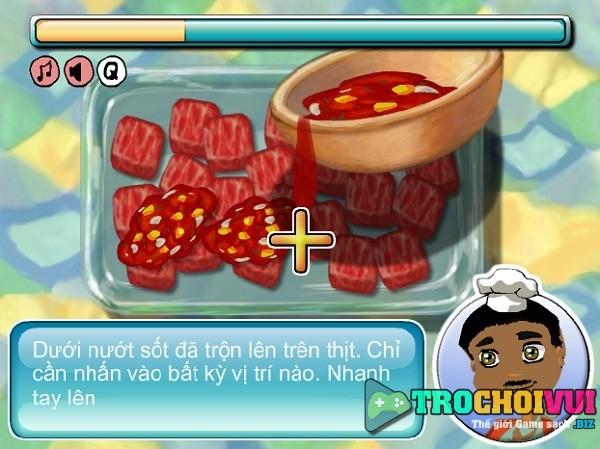 game Thịt nướng BBQ han quoc mien phi