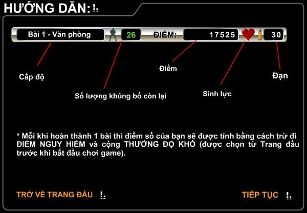 game Tieu diet khung bo hinh anh 1