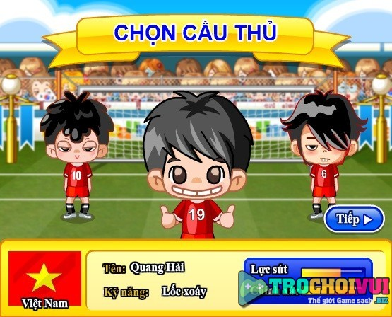 game U23 Viet Nam vo dich asian cup 2018