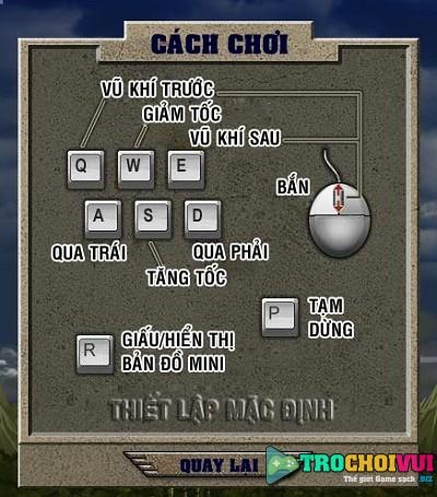 game Biet kich du mien phi cho may tinh pc