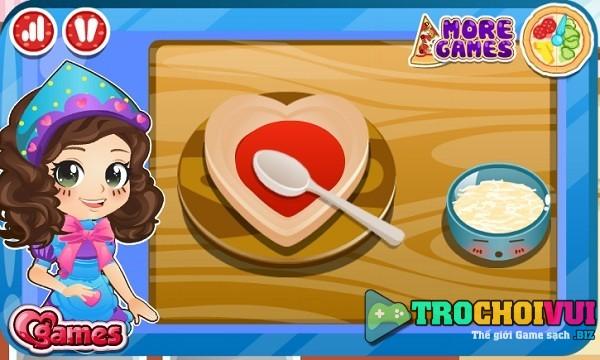game Cong chua Ori lam banh pizza hinh anh 3