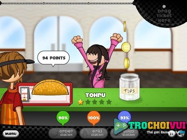 game Cua hang taco cua Papa hinh anh 3